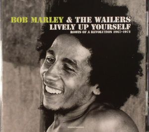 MARLEY, Bob & The Wailers - Lively Up Yourself: Roots Of A Revolution 1967-1971