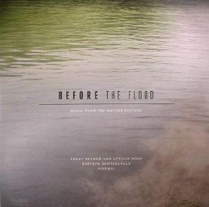 REZNOR, Trent/ATTICUS ROSS/GUSTAVO SANTAOLALLA/MOGWAI - Before The Flood (Soundtrack)