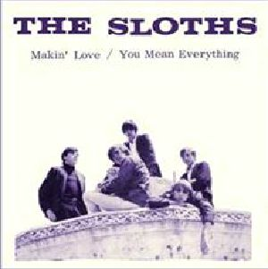 SLOTHS, The - Makin' Love (Record Store Day 2017)