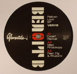BENOIT B - Pelican Love EP