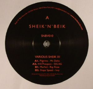 MR DELLO/OG AG/RAY ROSE/IVVY - Various Sheik 01