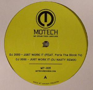 DJ 3000 - Just Work It