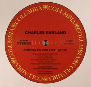 EARLAND, Charles - Comin To You Live (Record Store Day 2017)