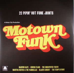 VARIOUS - Motown Funk: 22 Pipin' Hot Funk Joints (Record Store Day 2017)