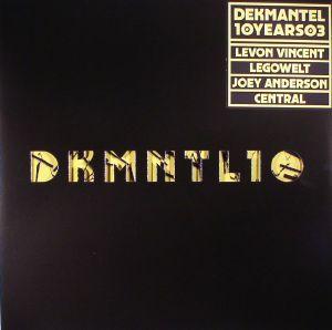 VINCENT, Levon/LEGOWELT/JOEY ANDERSON/CENTRAL - Dekmantel 10 Years 03