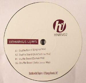 LEWIS, Demarkus - Shuffle Board