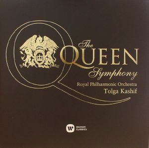 ROYAL PHILHARMONIC ORCHESTRA/TOLGA KASHIF - The Queen Symphony (Record Store Day 2017)