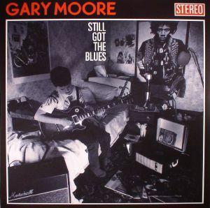 MOORE, Gary - Still Got The Blues (reissue)