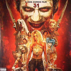 VARIOUS - 31: A Rob Zombie Film (Soundtrack)