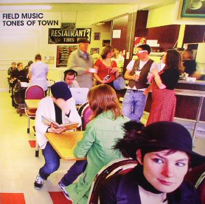FIELD MUSIC - Tones Of Town (Record Store Day 2017)