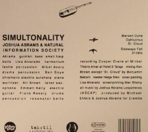 ABRAMS, Joshua/NATURAL INFORMATION SOCIETY - Simultonality