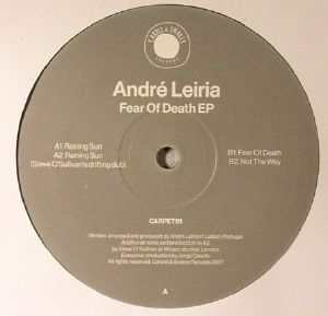 LEIRIA, Andre - Fear Of Death EP