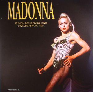MADONNA - Reunion Arena Dallas Texas May 7th 1990