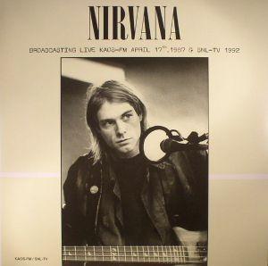NIRVANA - Broadcasting Live KAOS FM April 17th 1987 & SNL TV 1992