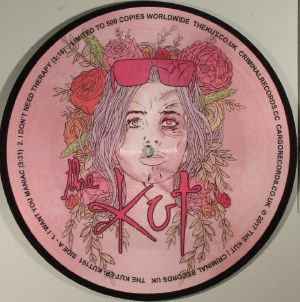 KUT, The - The Kut EP (Record Store Day 2017)