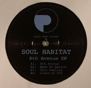 SOUL HABITAT - 8th Avenue EP