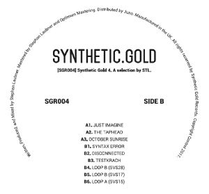 STL - Synthetic Gold 4