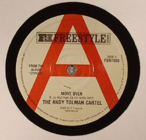 ANDY TOLMAN CARTEL, The - Move Over