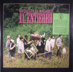 ORQUESTA EL MACABEO - El Entierro (reissue)