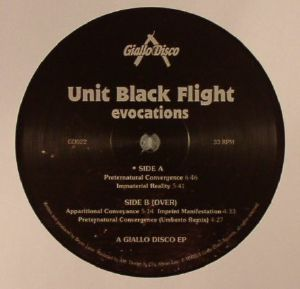 UNIT BLACK FLIGHT - Evocations