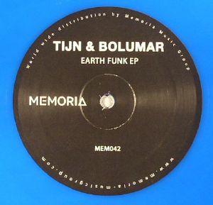 TIJN/BOLUMAR - Earth Funk EP