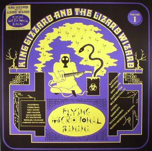 KING GIZZARD & THE LIZARD WIZARD - Flying Microtonal Banana Volume 1