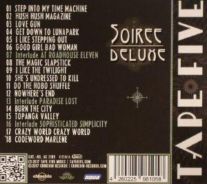 TAPE FIVE - Soiree Deluxe