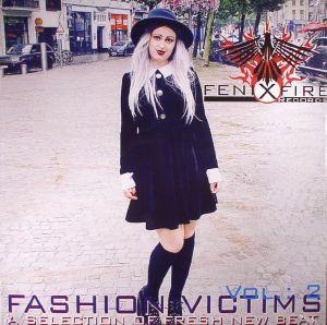KFACTOR/VV303/THE ASCENDED MAN/PAKRAC - Fashion Victims Vol 2