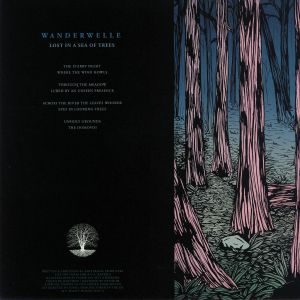 WANDERWELLE - Lost In A Sea Of Trees (repress)