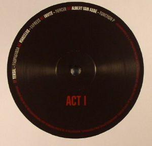 TENSAL/MARCELUS/INVITE/ALBERT VAN ABBE - Act 1