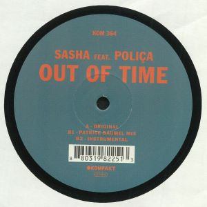 SASHA feat POLICA - Out Of Time
