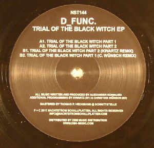 D FUNC - Trial Of The Black Witch EP