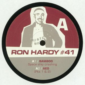 HARDY, Ron/BAMBOO/AEO/EASY GOING - RDY #41