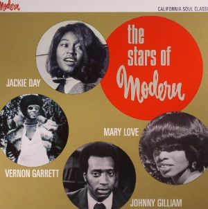 DAY, Jackie/VERNON GARRETT/MARY LOVE/JOHNNY GILLIAM - The Stars Of Modern
