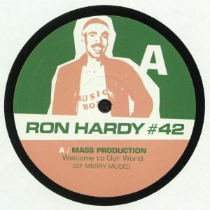 HARDY, Ron/MASS PRODUCTION/WILLIE HUTCH - RDY #42