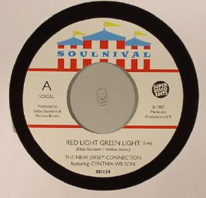NEW JERSEY CONNECTION, The feat CYNTHIA WILSON - Red Light Green Light