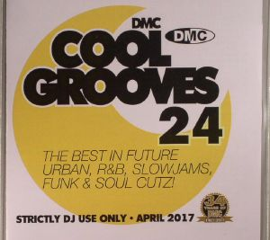 VARIOUS - Cool Grooves 24: The Best In Future Urban, R&B, Slowjams, Funk & Soul Cutz! (Strictly DJ Only)