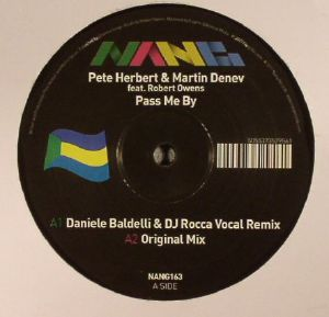 HERBERT, Pete/MARTIN DENEV feat ROBERT OWENS - Pass Me By