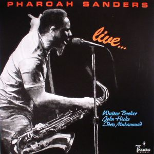 SANDERS, Pharoah - Live