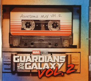 VARIOUS - Guardians Of The Galaxy: Awesome Mix Vol 2 (Soundtrack)