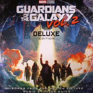 BATES, Tyler/VARIOUS - Guardians Of The Galaxy Vol 2 (Soundtrack) (Deluxe Edition)