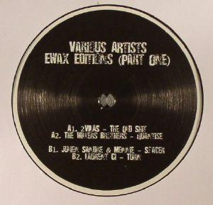 2VILAS/THE WILLERS BROTHERS/JULIEN SANDRE/MENNIE/LAURENT CI - Ewax Editions: Part One