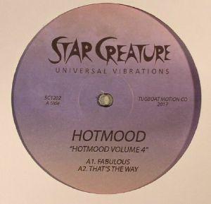 HOTMOOD - Hotmood Volume 4