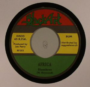 HOMBRES/UPSETTERS - Africa