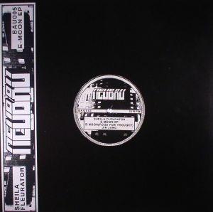 FLEURATOR, Sheila - E Moon EP