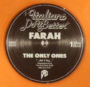 FARAH - The Only Ones