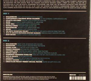 JAZZ N GROOVE/VARIOUS - Defected Presents House Masters: Jazz N Groove