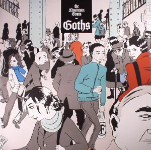 MOUNTAIN GOATS, The - Goths (Deluxe Edition)