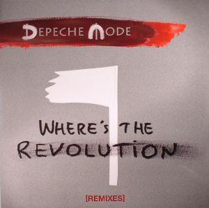 DEPECHE MODE - Where's The Revolution Remixes