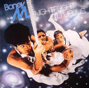 BONEY M - Nightflight To Venus (reissue)